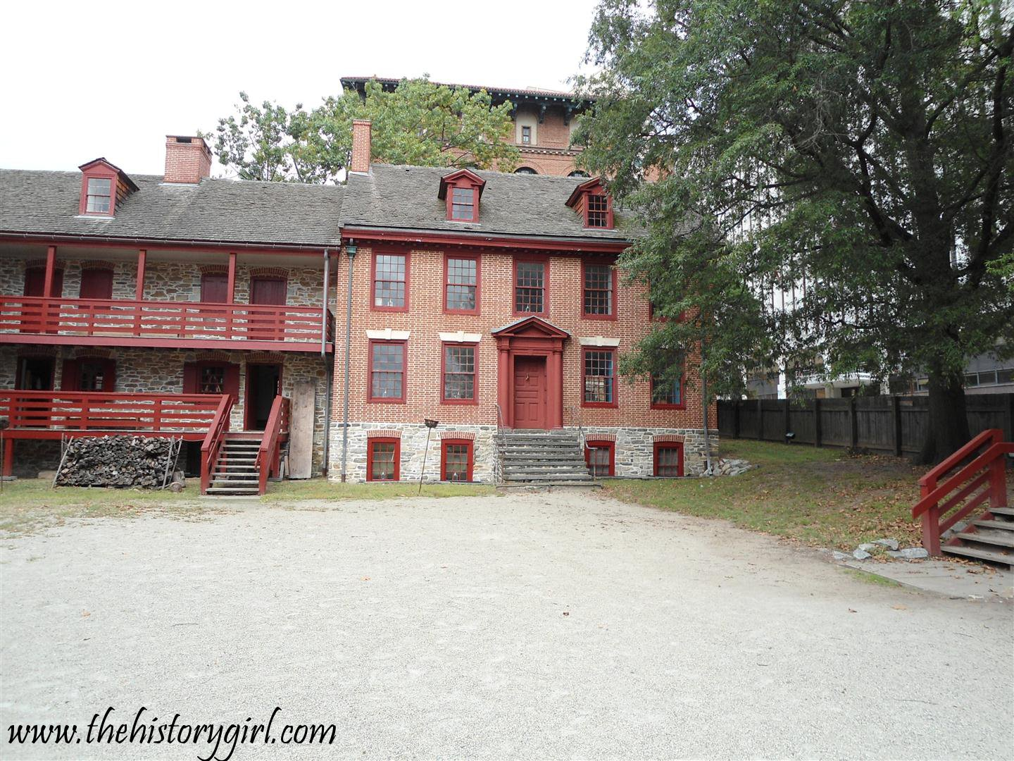 Trenton S Old Barracks Preserved In Perpetuity The
