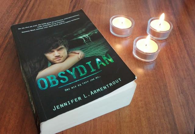 """""""Obsydian"""" Jennifer L. Armentrout"""