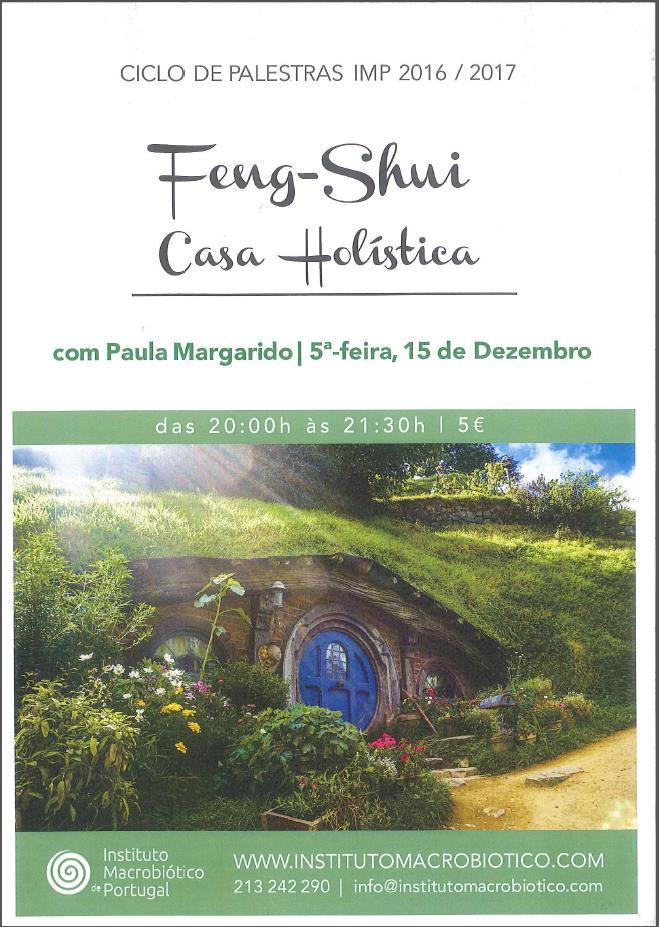 A link to balance arquitectura e feng shui palestra de for Feng shui para todos