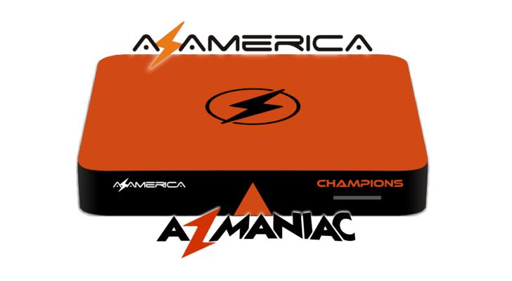 Azamérica Champions IPTV