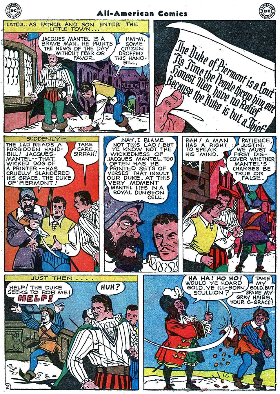 Read online All-American Comics (1939) comic -  Issue #84 - 33