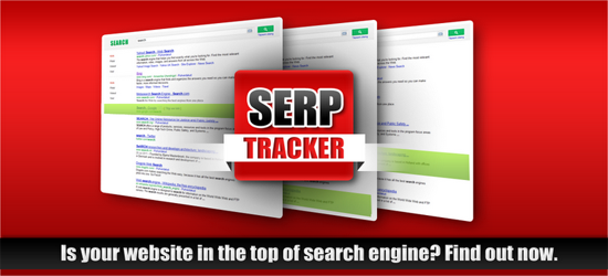 SEO SERP Tracker App For Android