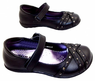 Latest School Shoes for Girls