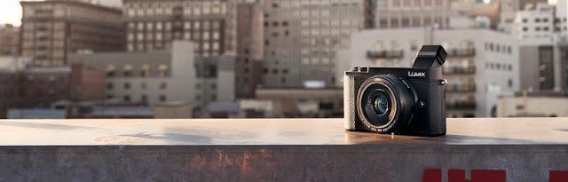 Fotografia della Panasonic GX9