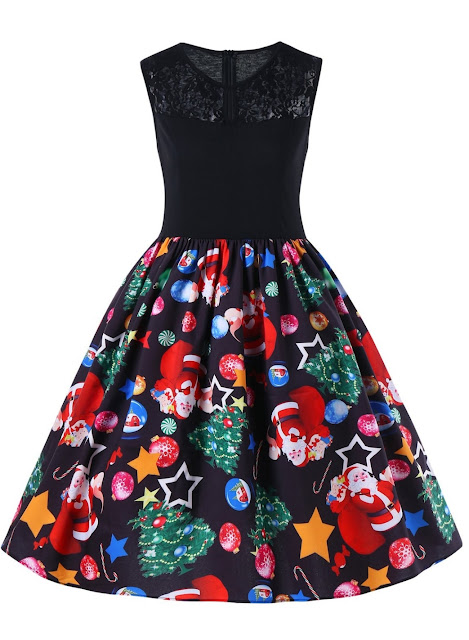 https://www.rosegal.com/vintage-dresses/christmas-lace-trim-sleeveless-fit-and-flare-dress-1390089.html