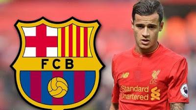 Liverpool Tidak Jual, Coutinho Berhasrat ke Barca
