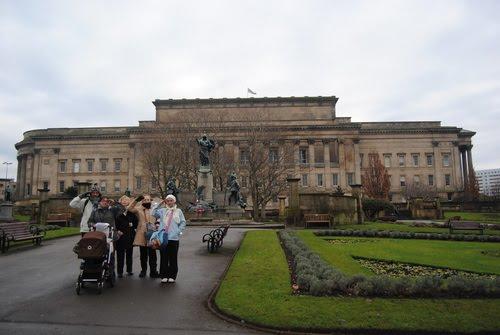 St. John's Garden, Liverpool