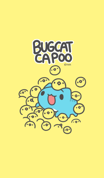 BugCat-Cpooo - Full of chicks
