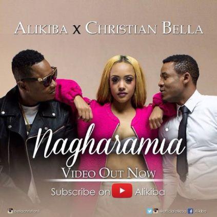 Alikiba Ft. Christian Bella - Nagharamia