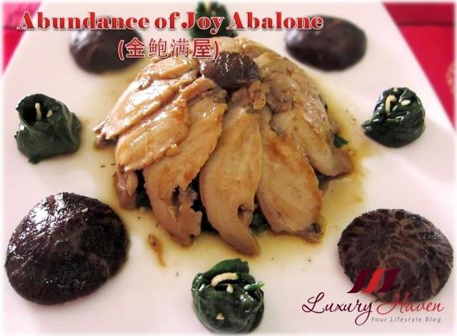 chinese new year calmex abalone recipe foodporn
