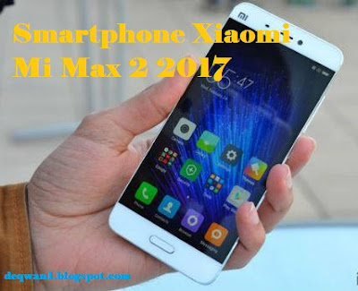 Smartphone  Xiaomi Mi Max 2 2017