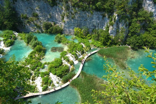 Plitvice Lakes National Park, Kroasia