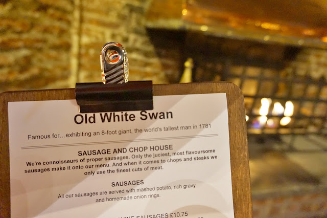 Old White Swan York