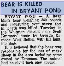 big bear killed whitman district scott emmons farm