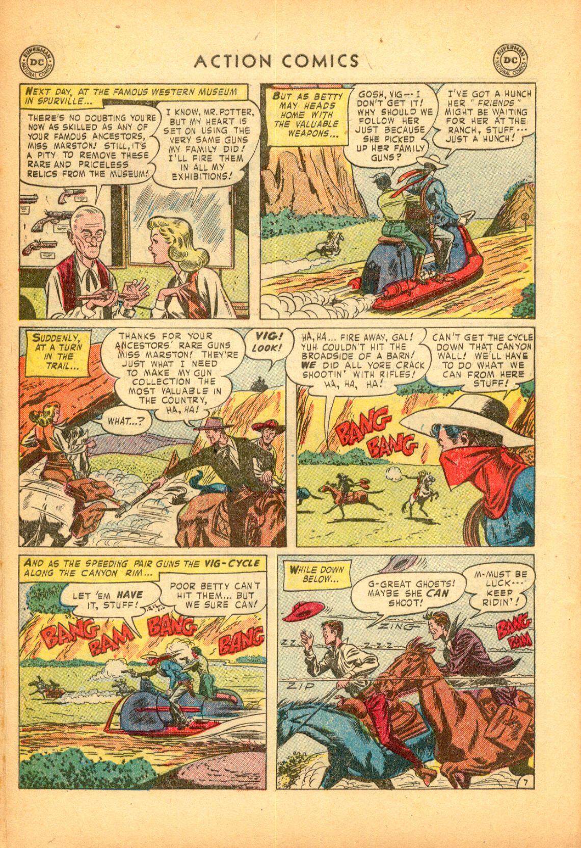 Read online Action Comics (1938) comic -  Issue #174 - 40