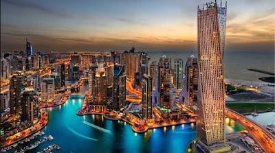 الاماكن السياحية فى دبي