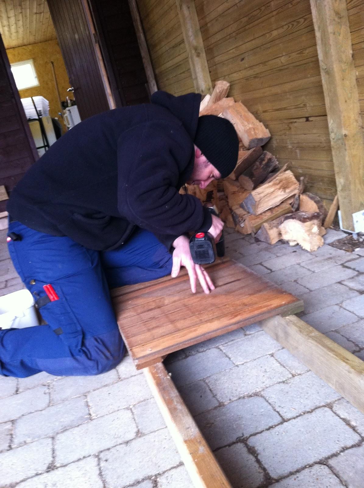 Træfliser 50×50 | Møbler til terrassen og haven