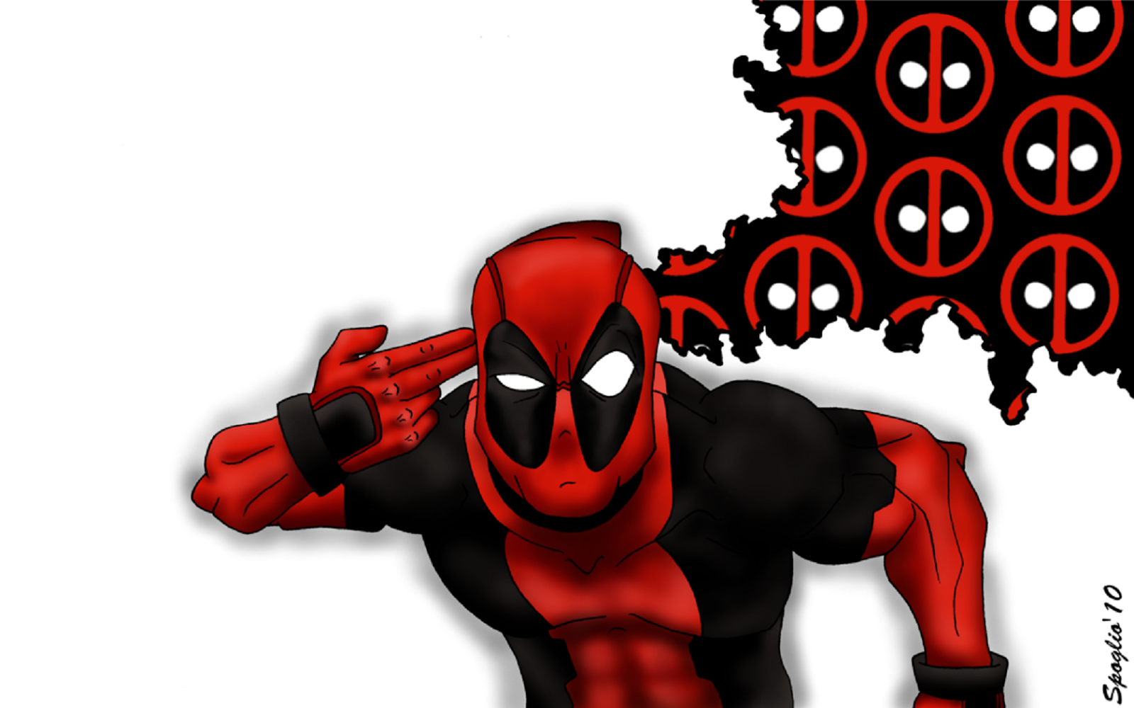 Deadpool Wallpapers for Phone