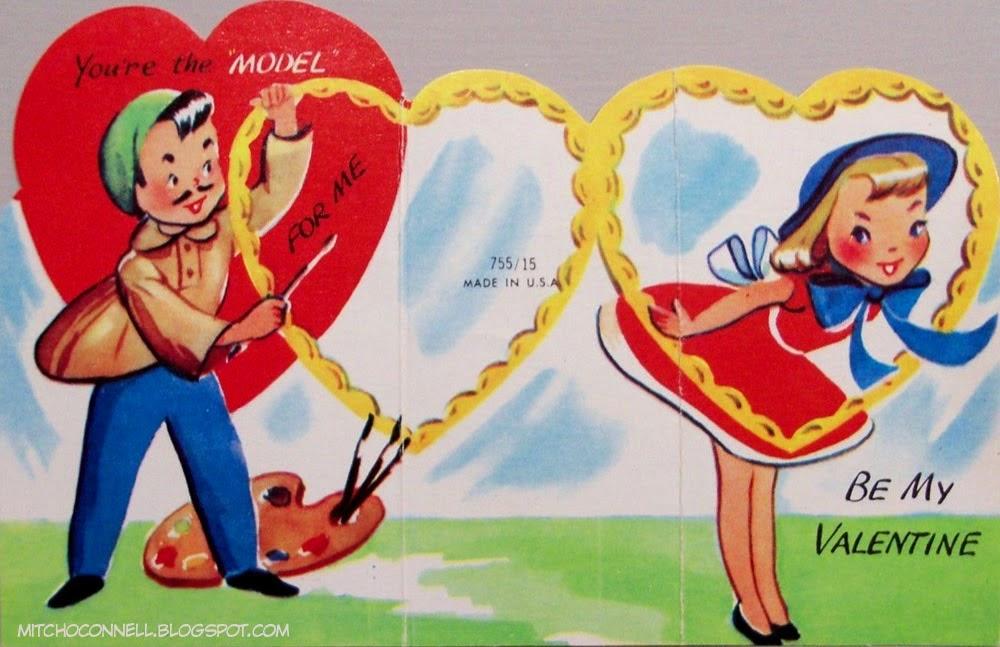 50 Unintentionally Hilarious Vintage Valentine S Day Cards Vintage