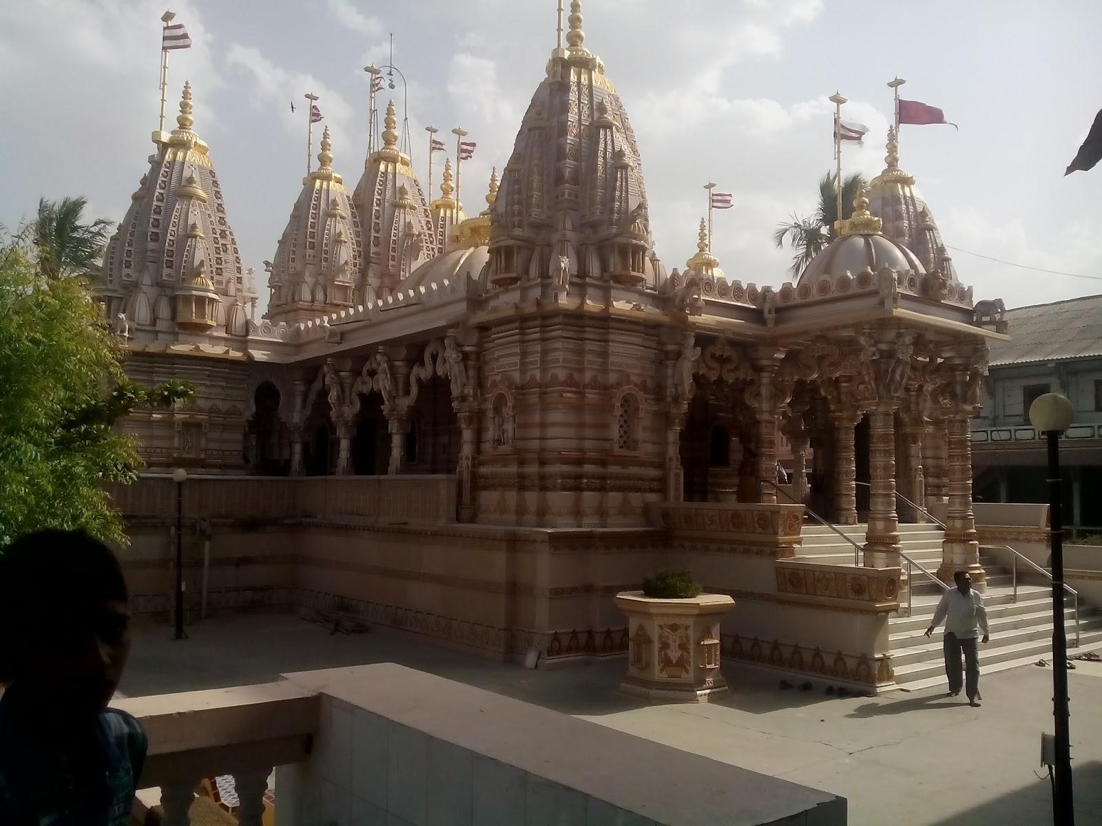 Ghanshyam Maharaj Wallpaper Hd Swaminarayan Temple In Dholera Gujarat