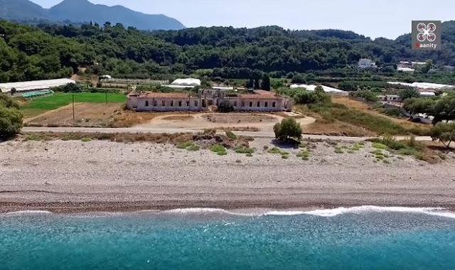 Στην Παραλία των μελλοθάνατων - Η 'Σπιναλόγκα' του Αιγαίου