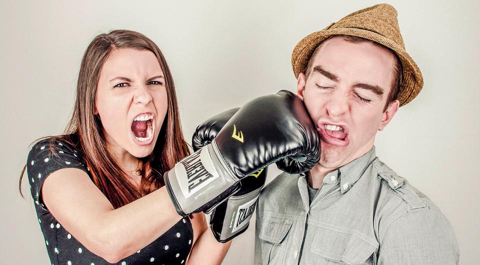 Penyabab Pasangan Sering Bertengkar