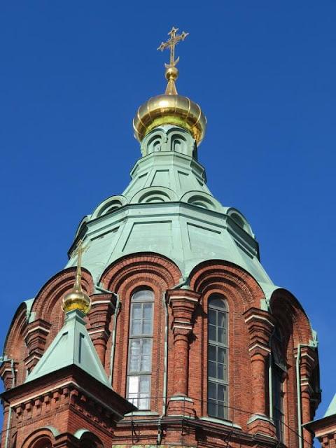 Catedral Uspenski (Uspenskin Katedraali) - Finlândia