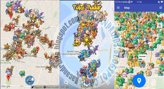 Download Poke radar v1.2 apk for pokemon go android