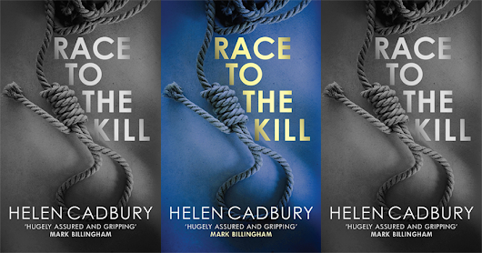 Review | Race to the Kill by Helen Cadbury