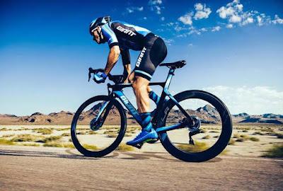 Bersepeda bisa bikin awet muda