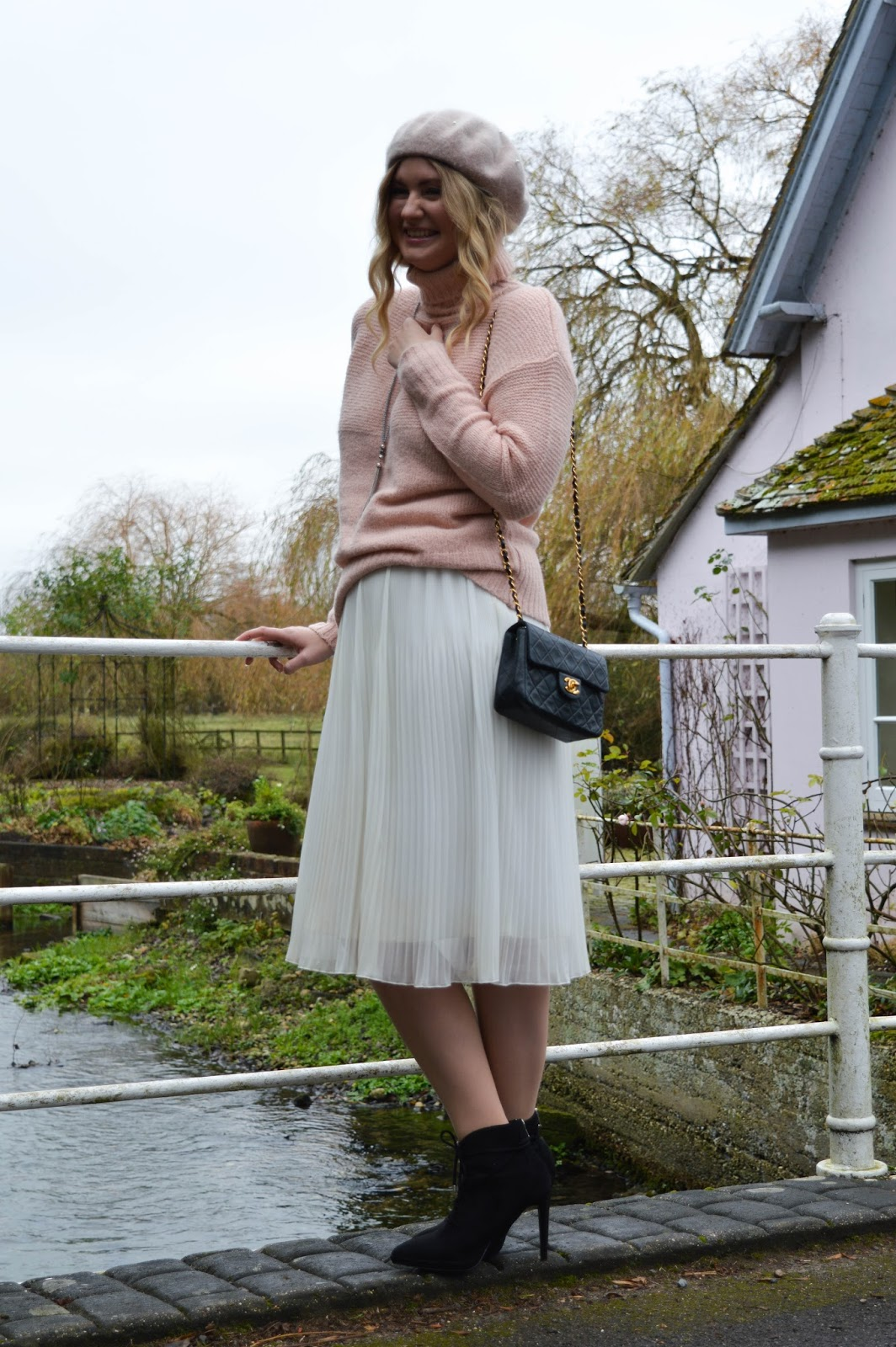 JD Williams On Dalry Rose Blog, how to style a chunky sweater, fashion blog
