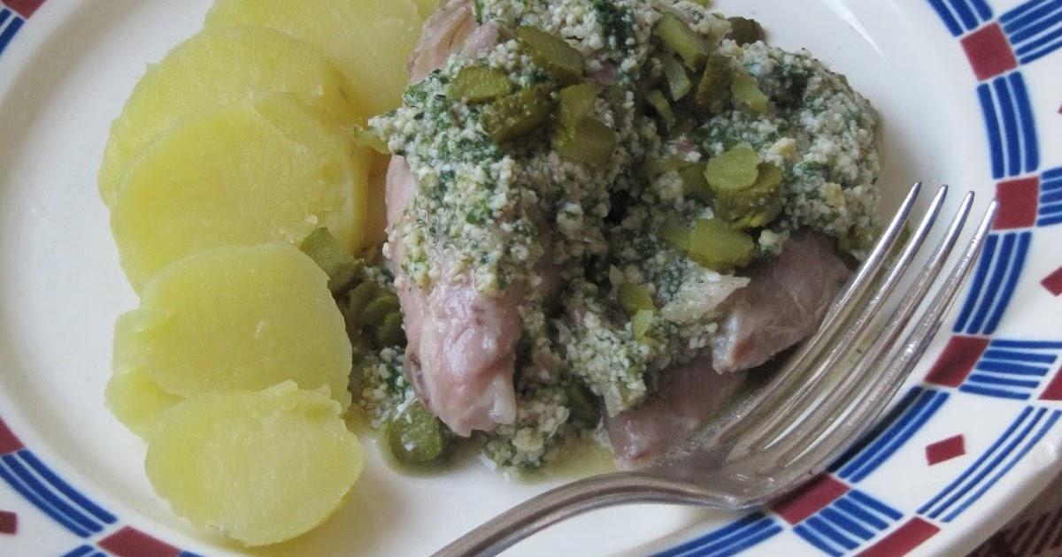 La cuisine d 39 ici et d 39 isca jarret de porc frais vinaigrette - Cuisine jarret de porc ...