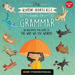 The Know-Nonsense Guide to Grammar  cover