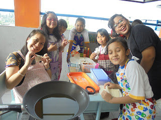 COOKING DAY 2016 PARAMOUNT SCHOOL