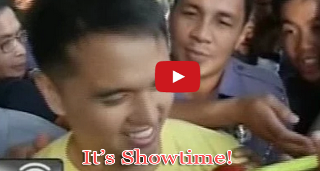 Watch Cedric Lee said 'It's Showtime' as a Message for Vhong Navarro [Video]
