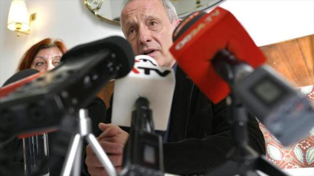Renuncia líder político en Austria por acusaciones de acoso sexual
