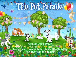 The Pet Parade logo