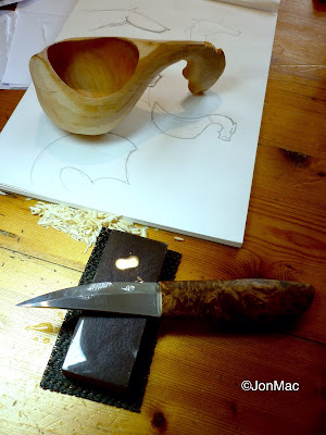 kuksa-carving.spoon-carving