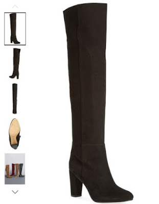 Black Boots Nordstrom Anniversary Sale