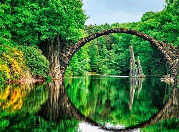puente de alemania