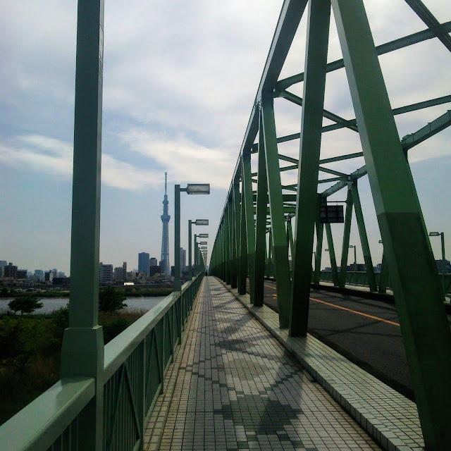 荒川 木根橋