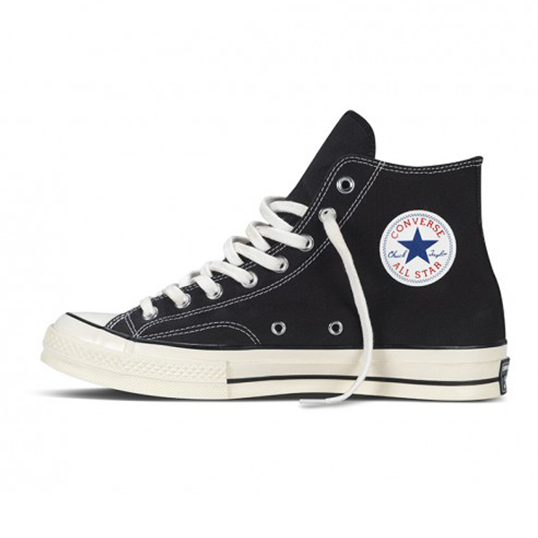 ed825f607430 New Converse First String in Store Friday 2.15.13. Converse First String  1970 s All-Star Chuck Taylor Hi and Ox. Available in Black Hi and Parchment  Ox.