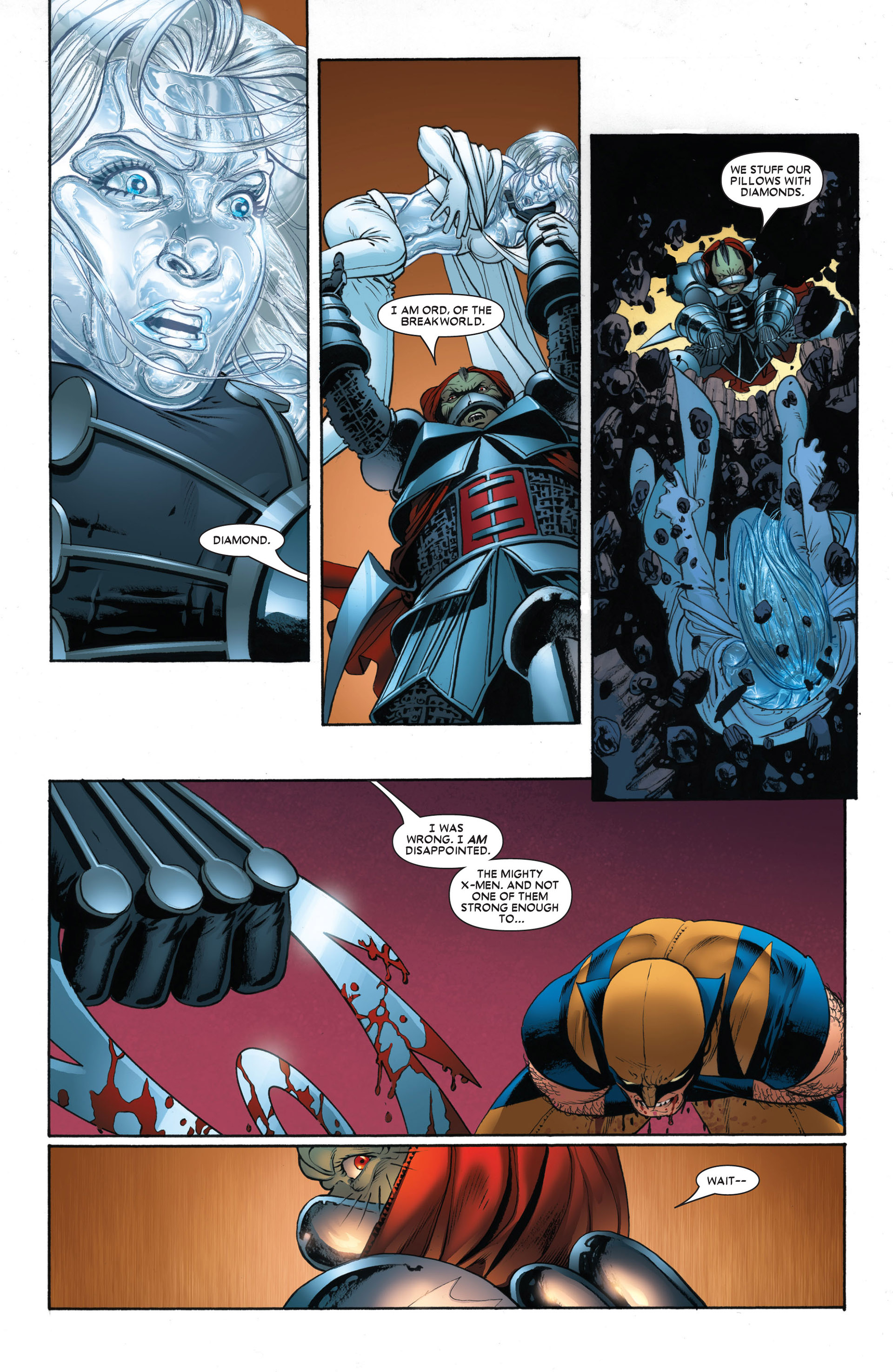 Astonishing X-Men (2004) issue 2 - Page 13
