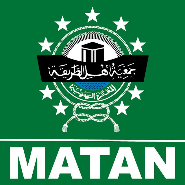 Mars Matan (Mahasiswa Ahli Thoriqoh al-Mu'tabaroh an-Nahdliyyah)