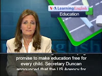 VOA Special English Education Report