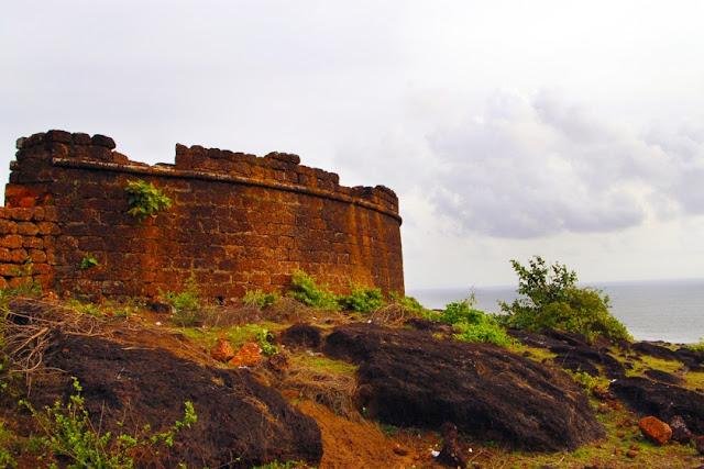 Chapora-Fort-Goa