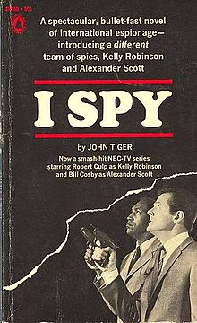 I SPY BY JOHN TIGER