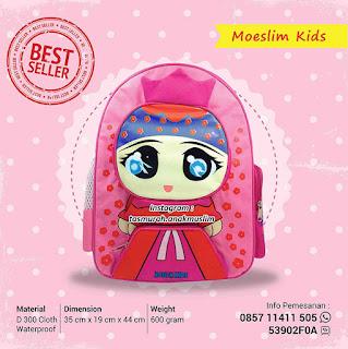tas anak islami