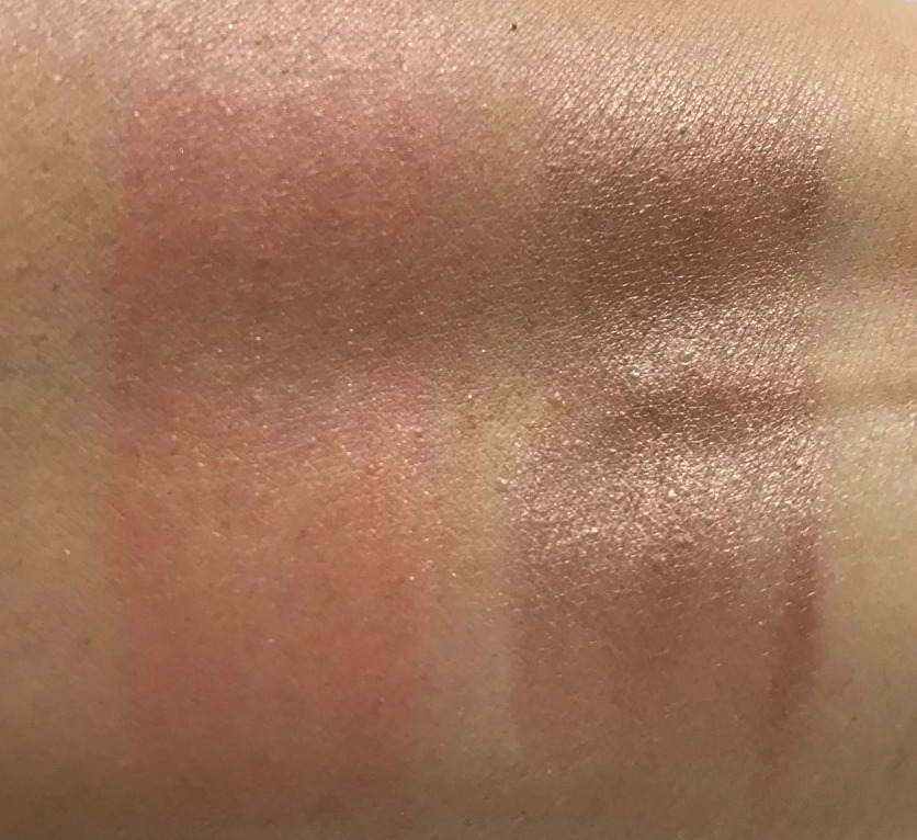 Clarins Glow 2 Go Duo Sticks Harmony 2 Review & Swatches