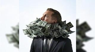 Gaji Tidak Sesuai Pendapatan